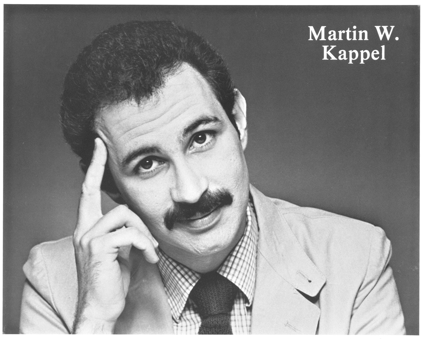Martin W. Kappel